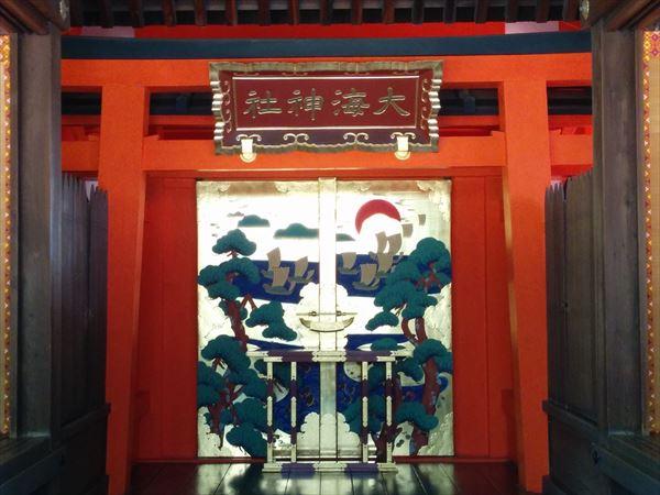 住吉大社 ⑤ | 大海神社から始まる「海神めぐり」で、再生回帰のパワーを頂こう!